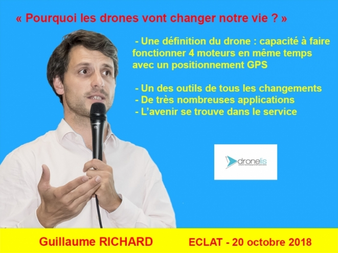 RICHARD Guillaume Drones